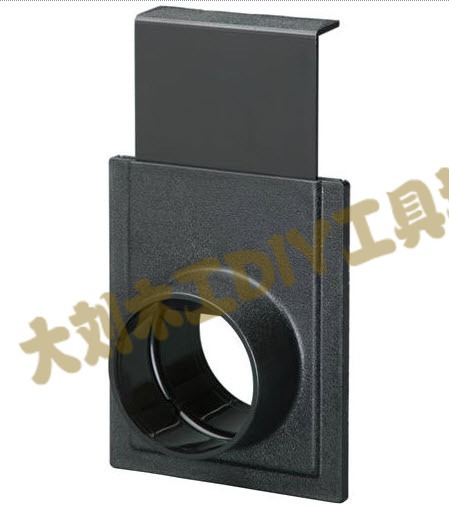 """4 """"(100mm) air suction pipe valve damper dust collector accessories DIY woodworking(China (Mainland))"""