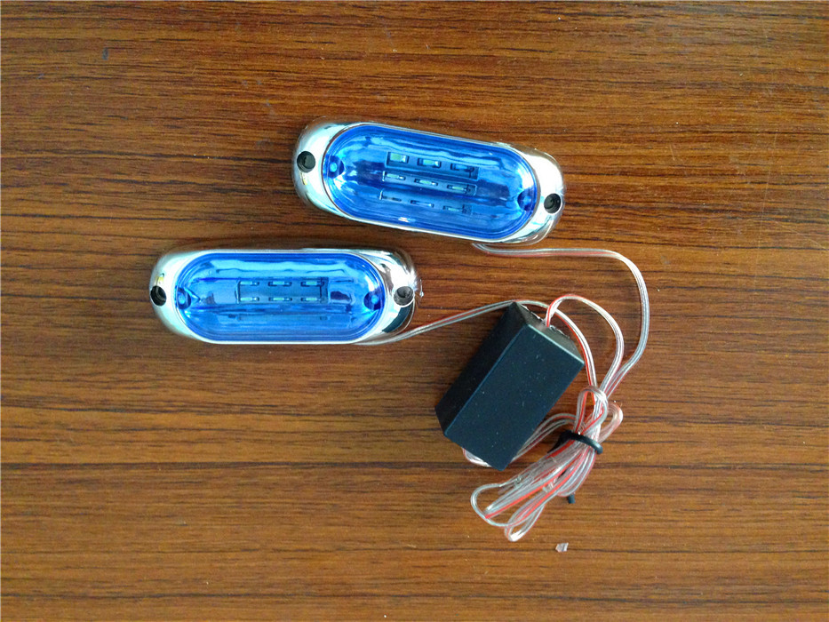 For Strobe motorcycle scooter moped motorcycle modification accessories 125 Automotive Lighting(China (Mainland))