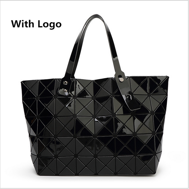 2016 New Bao bao women pearl bag Diamond Lattice Tote geometry Quilted shoulder bag sac bags handbags women famous brands(China (Mainland))