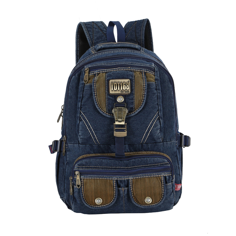 Large Capacity Canvas Men Backpack Women Shoulder Bag Travel Bags Unisex Backpacks School Laptop #VP-21929 - B-Live store