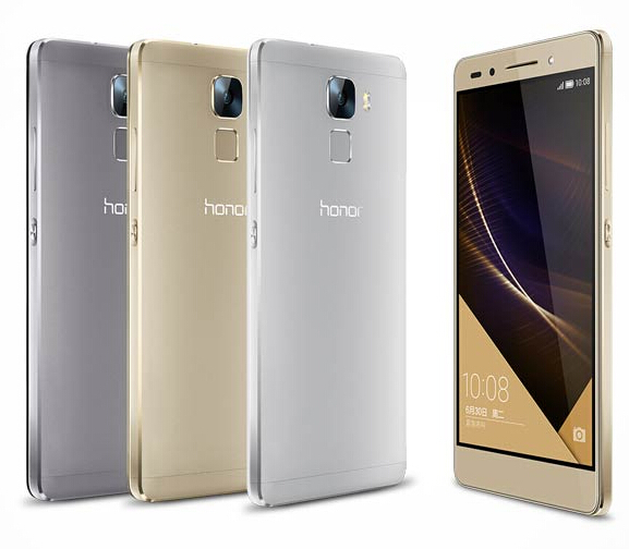 Huawei Honor 7 PLK-UL00 Hisilicon Kirin 935 Octa Core 5.2 inch TFT Screen EMUI 3.1 OS Smart Phone RAM 3GB ROM 16GB Dual SIM 4G(China (Mainland))
