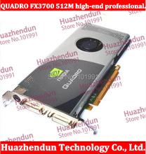 Livraison gratuite par DHL / EMS NVIDIA QUADRO FX3700 carte graphique 1 ano garantie QUADRO FX3700 512 M haut de gamme carte professionnelle 112SP(China (Mainland))