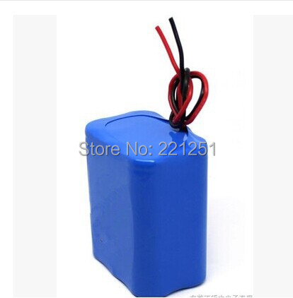 Free shopping 8.4V lithium battery 6600Mah 18650 lithium Battery 8.4 v mobile power supply including 7.4 v protection circuit(China (Mainland))