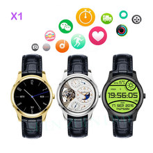X1 (NO.1 D5) K8 mini 3G Smart Watch 1.3″ Phone Android 4.4 OS 512MB + 4GB MTK6572 Smart Watch with SIM Wifi Bluetooth Heart Rate