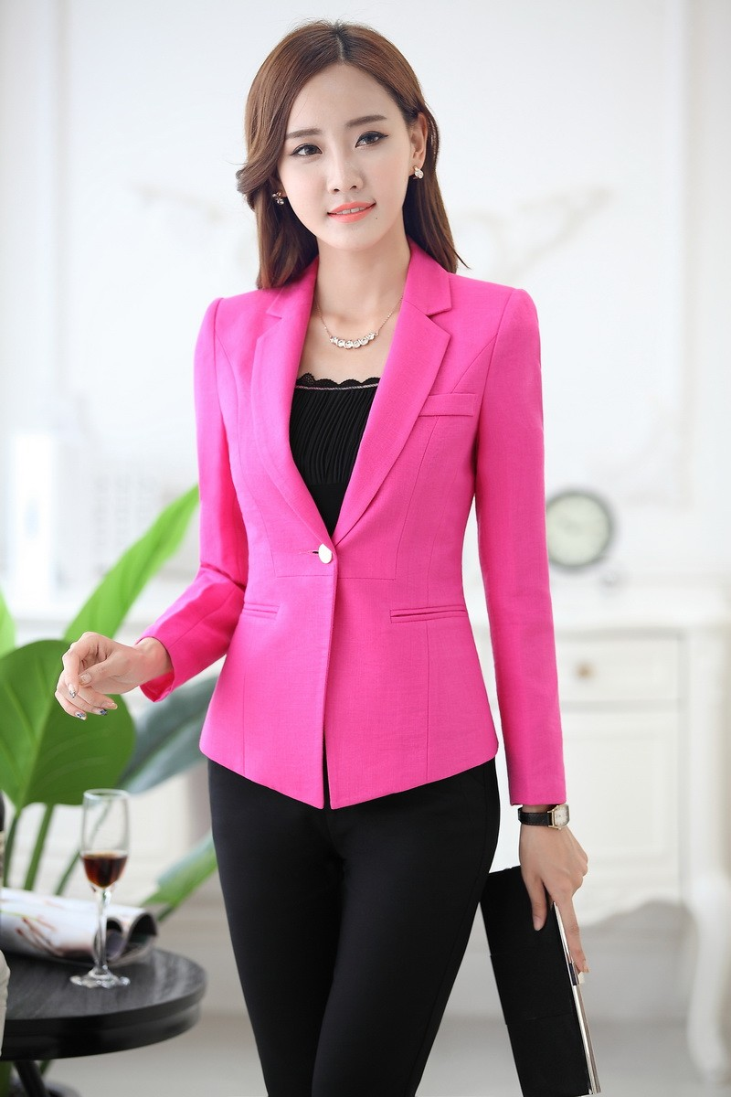 Pink Dress Jacket | Outdoor Jacket