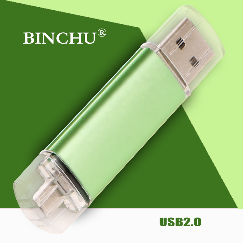 Hot OTG 64GB 4GB 8GB 16GB 32GB micro usb Smart Phone USB Flash Drives thumb pen drive real capacity(China (Mainland))