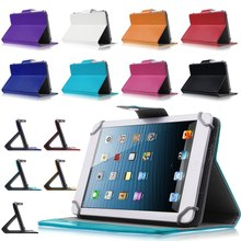 7'' Tablet Case For Cube iwork 7 Cube Talk 7X Cube T7 Leather cover 7.0 inch Universal tablet cover For Cube Tablet Y2C43D