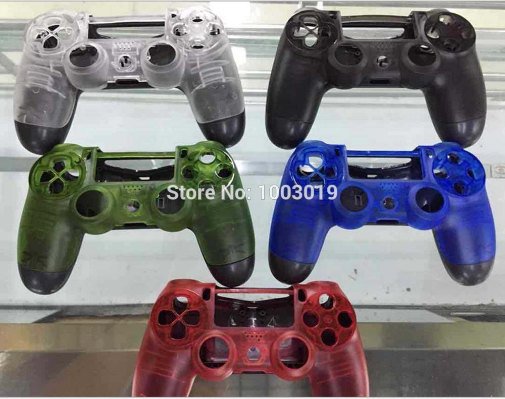 Controller Shell Housing Case Cover For Sony Playstation 4 PS4 Bluetooth Wireless Controller Repair Shell<br><br>Aliexpress