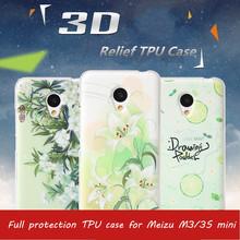 Buy Meizu M3S mini Case Meizu M3S Case 3D Relief Soft Silicone TPU Back Phone Cover Cases Meizu M3s Meizu M3 mini for $3.19 in AliExpress store