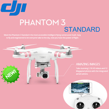2015 Newest DJI Phantom 3 Standard RTF FPV Drone With Camera 2.7K HD Camer Gimbal RC Helicopter Quadcopter Dron Free Shipping