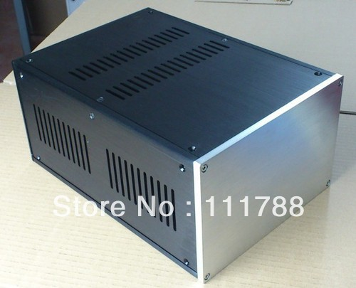 DYT-1 Full Aluminum Enclosure / preamp case / Power amp box /PSU chassis<br><br>Aliexpress