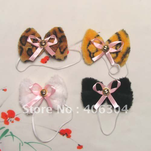 Free shipping ,COSPLAY ITEM,Bow tie,Party bow tie ,animal bow tie,CHILDREN'S DAY ITEM,Material: plush,20pcs/lot