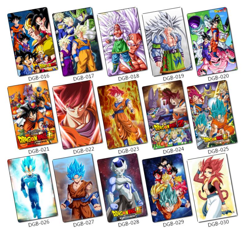 DBZ Card NEW Carte Dragon Ball Z Trading Collection Memorial Photo N°86