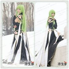 Buy Euphemia Gown Code Geass Custom size cosplay costume Cc queen cosplay clothes for $129.47 in AliExpress store