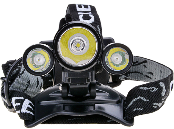 6000LM LED Headlamp XML T6 Rechargeable Headlight Head Lamp Spotlight For Hunting+2 PCS 18650<br><br>Aliexpress