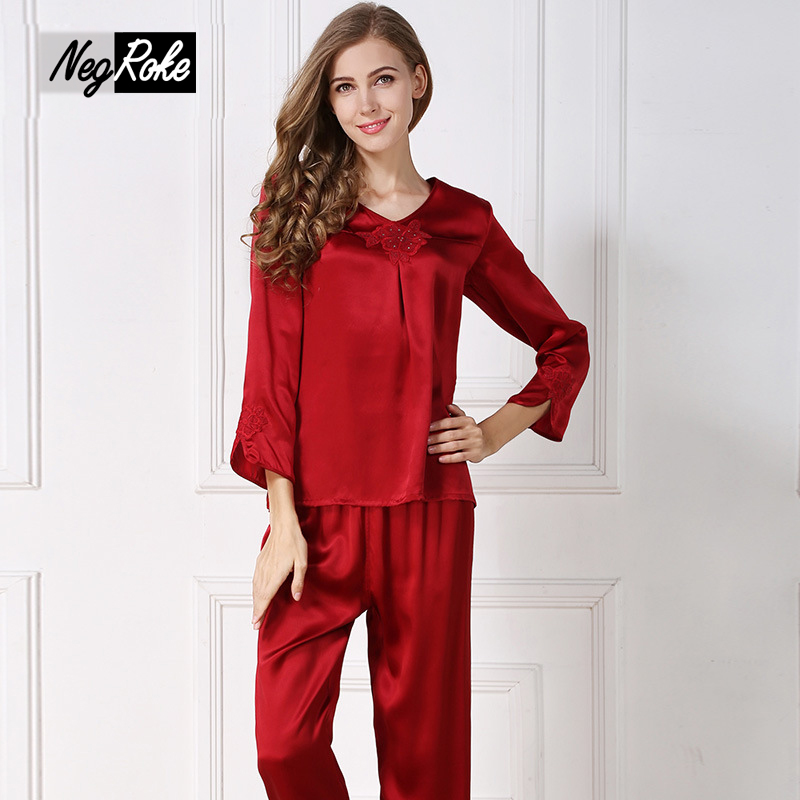 Popular Red Pajama Set-Buy Cheap Red Pajama Set lots from China ...
