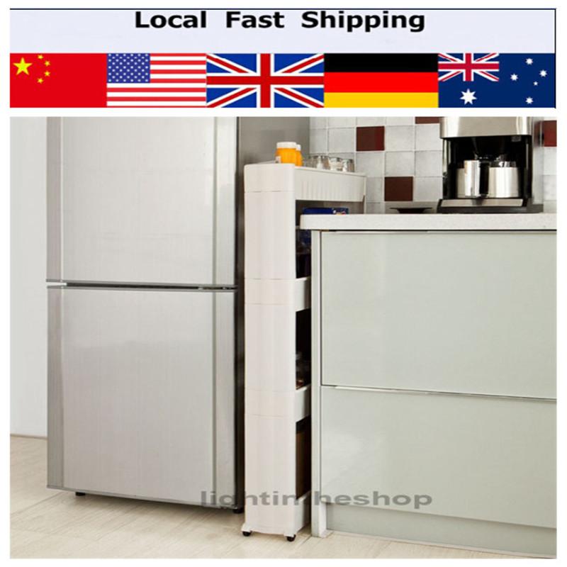 Online kopen wholesale hout keuken trolley uit china hout keuken trolley groothandel - Plank keuken opslag ...