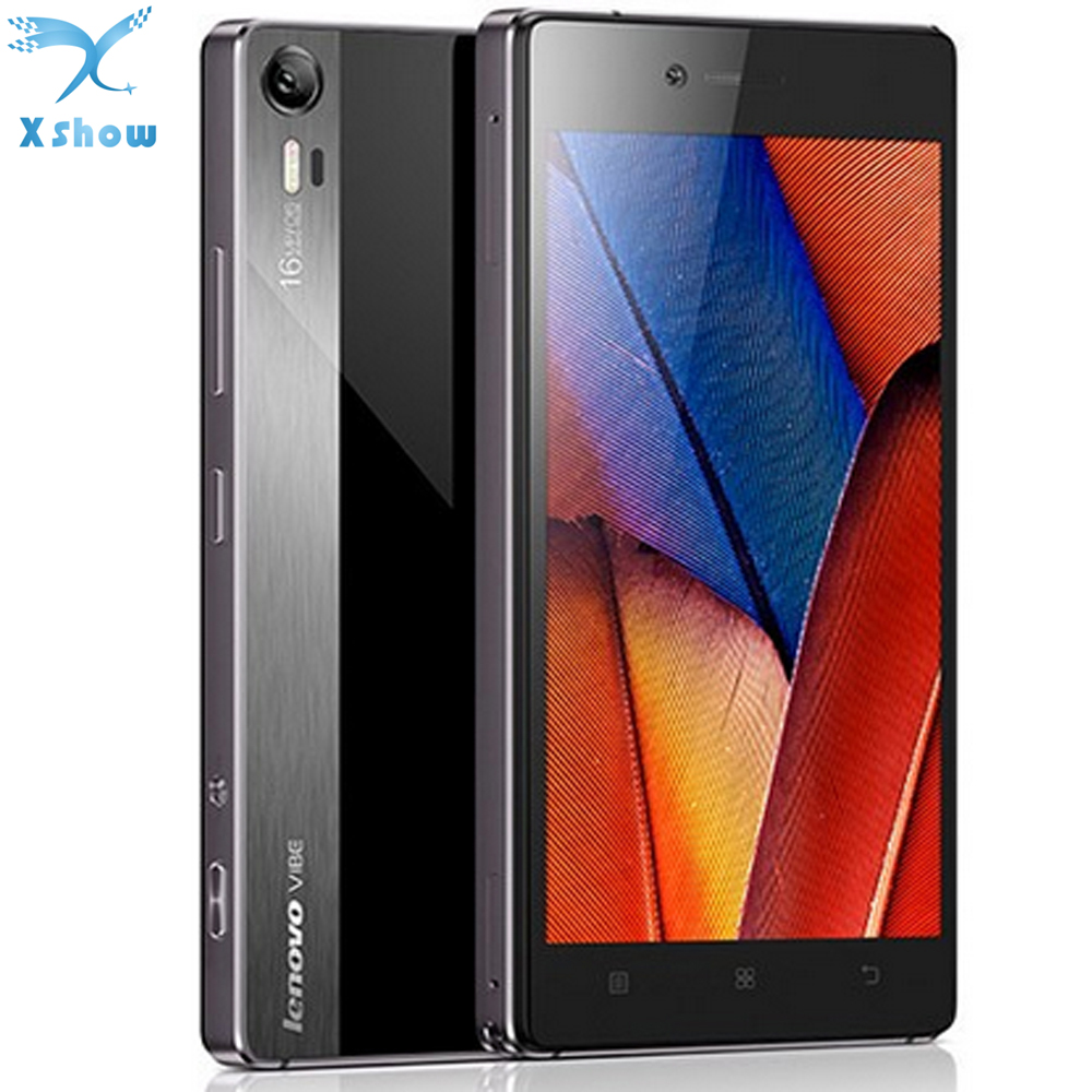 100%Original Lenovo Vibe Shot Z90-7 4G LTE Mobile Phone 64Bit Octa Core Android 5.0 Lollipop 3GB RAM 32GB ROM 5.0inch 1080P 16MP(China (Mainland))