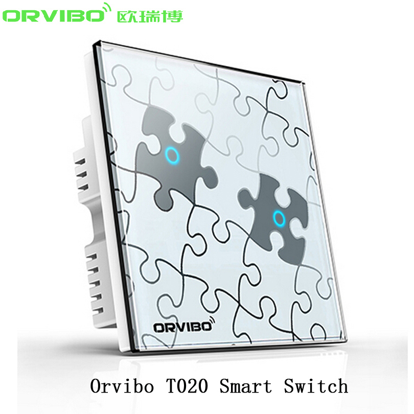 Orvibo Wifi Smart Home Automation Light Switch t020 Art Puzzle ...