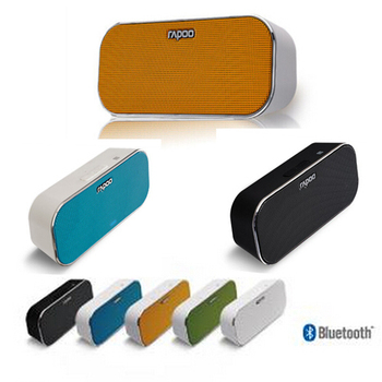 Free Shipping!Brand Rapoo A500 Portable NFC Tech Speaker Bluetooth 4.0 Version 10hrs working