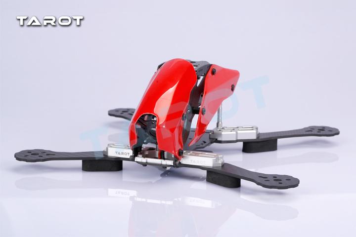 Tarot Robocat TL280C Real 3K Carbon Fiber Mini 280 FPV Quadcopter Frame Kit