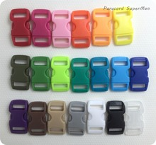 Buy 20 COLORS 100pcs/lot 10mm Webbing Bag Buckles colorful Plastic Buckles Curved Side Release Buckles Paracord Buckles,29*15mm/pcs for $10.26 in AliExpress store