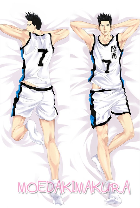 Slam Dunk Dakimakura Akira Sendoh Anime Hugging Body Pillow Case Cover - Moe store