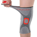 NatureHike Elastic Knee Support Brace Kneepad Volleyball Adjustable Knee Pads Basketball Safety Guard Strap M L