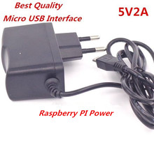 DC 5V 2A Power Adapter Usb Charger 5V2A For Banana BPI-M1+ BPI-M1 PSU Raspberry PI Power Source(China (Mainland))