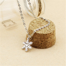 Buy Wholesale KPOP Fan ARASHI Snowflake Logo Alloy Men Women Necklace X1710 for $2.41 in AliExpress store