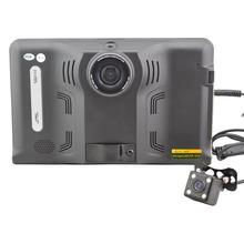 7″  Capacitive Android 4.4 Vehicle GPS Navigation Car GPS  Navigator  16G 1080P Car Radar Detector,Car DVR,Rear View Camera