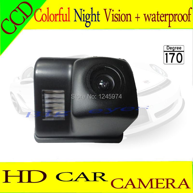 Mazda Car BackUp Camera Car Reversing Camera For Mazda 3 (08) / Mazda 6 / CX-7 With Waterproof IP67 + CCD + Free Shipping(China (Mainland))