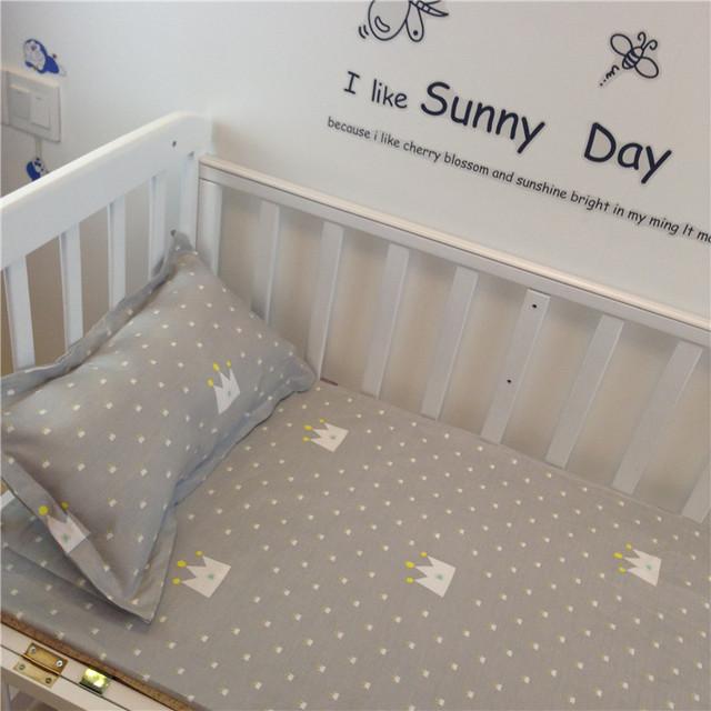 Бесплатная доставка! Новое поступление! Кроватка детская с комплектом постельного ...