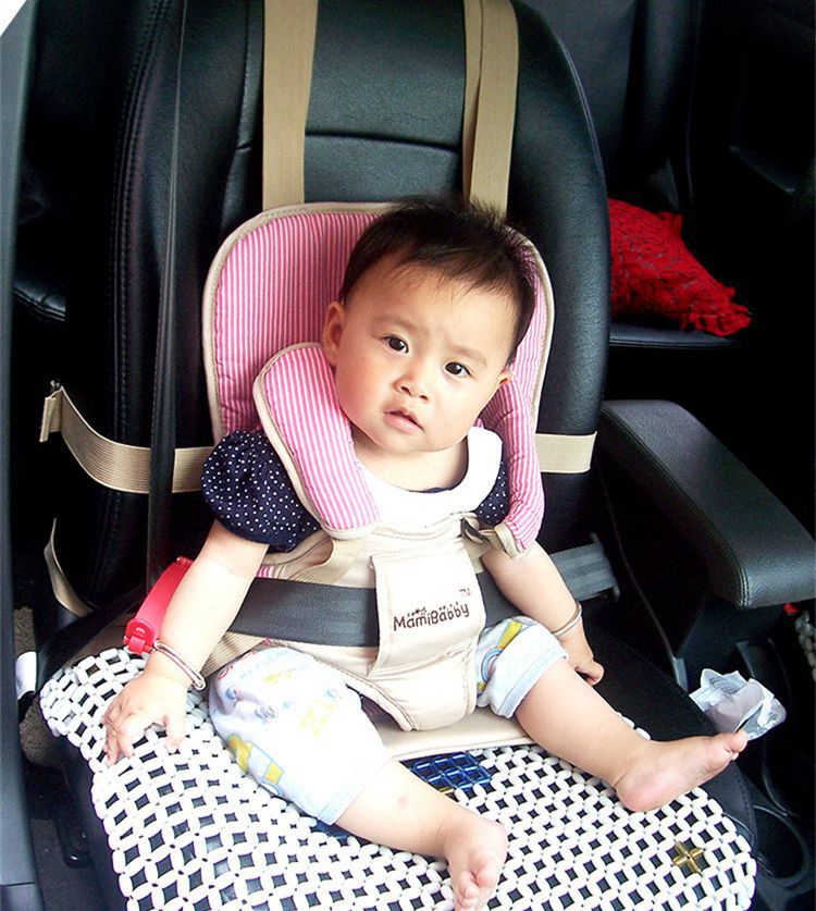 Portable Baby Car Seat, Child Car Safety Seat for Baby of 9-25KG and 6 Months-5 Years Old, Infant Car Booster Seat Protect Baby <br><br>Aliexpress