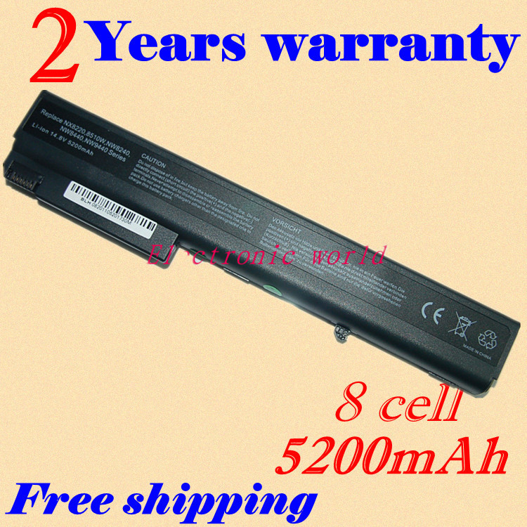 New 8 cell Laptop Battery For HP Compaq Business Notebook nx9420 nx8420 nx8220 nx8200 nx7400 nx7300 nw9440 nw8440 nw8240 nw8200<br><br>Aliexpress