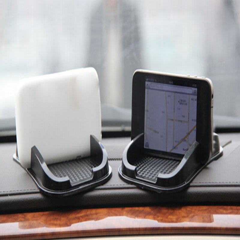 Car Anti Slip Mat Dashboard Skidproof Sticky Grip GPS Mobile Phone Pad Holder(China (Mainland))