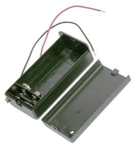 9 v battery box 9 v battery with cover switch Five times packaging sales Brazil(China (Mainland))