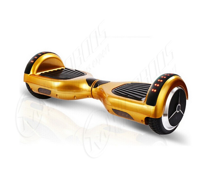 Hot 6.5 inch Self Balance Electric Standing Hoverboard Scooter Bluetooth+Free Bag+Remote+LED Light on Two Wheel Smart Skateboard