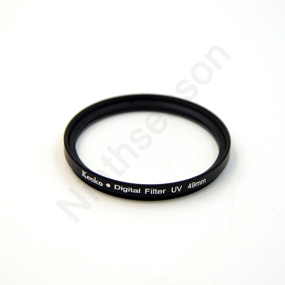 49mm UV Filter For Canon Nikon Sony Pentax(China (Mainland))