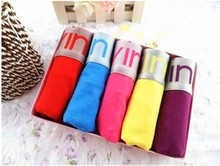 Hot Sale !! 10 PCS/lot High Quality Factory Directly Womens Underwear Modal Cotton Panties For Ladies Sexy Women's Briefs(China (Mainland))