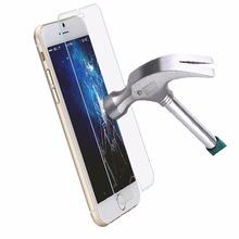 Высокое качество 0.26 мм 9 H жк-ясный передняя закаленное стекло защитная пленка для iPhone 6 6 г 4.7 дюймов защитная пленка