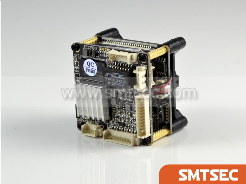 Auto IRIS Starlight 2.0mp IP Camera Module 1080P Sony IMX185 Hi3516D IPC PCB Board camera Audio USB Super low Lux (SIP-E185DI)(China (Mainland))