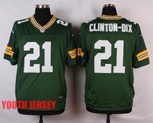 100% Stitiched,Green Bay Packer,Aaron Rodgers,eddie lacy,Randall Cobb,Ha Clinton-Dix,Clay Matthews,Brett Favre for youth,kids(China (Mainland))