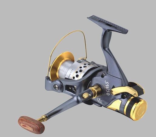 SW 6000 Fishing baitrunner reel 8+1BB bait runner spinning reel 20lb / 210 yards(China (Mainland))