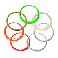 Senhai 3D Filament 20 Colors X 100M ABS /PLA 1.75mm 3D Filament For 3D Printing Pen 3D Printer