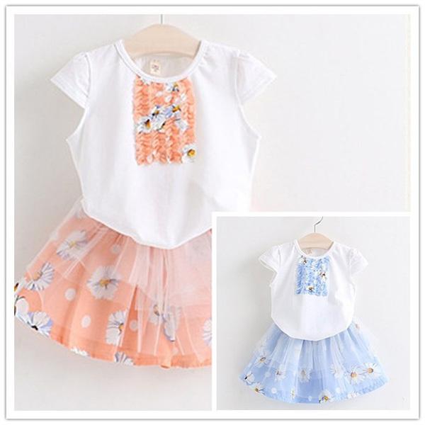 Комплект одежды для девочек Unbrand 2 + Children Sets