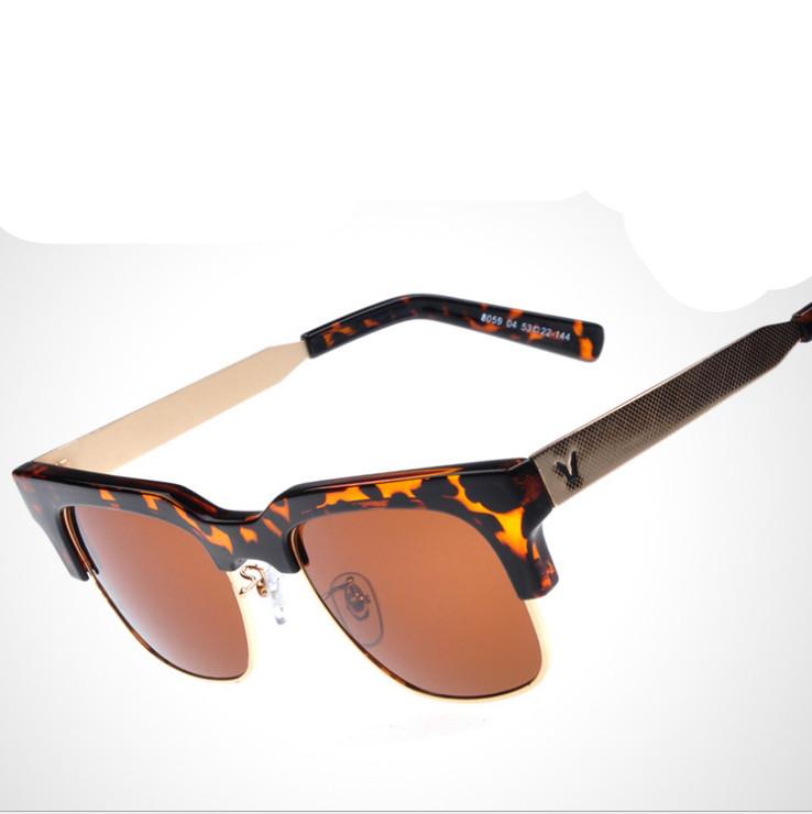 2015 new vintage women men brand designer sunglass fishing for Fishing sunglasses brands