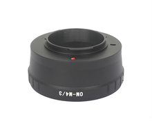 OM Lens to Micro 4 3 M43 Mount Adapter for EPL3 EP2 EP3 GF1 GH1 G3