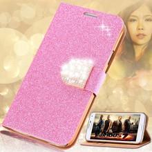 S5 чехол мода девушки женщин шику алмаз блеск искусственная кожа раскладной телефон чехол для Samsung Galaxy S5 i9600 с . в . стенд бумажник