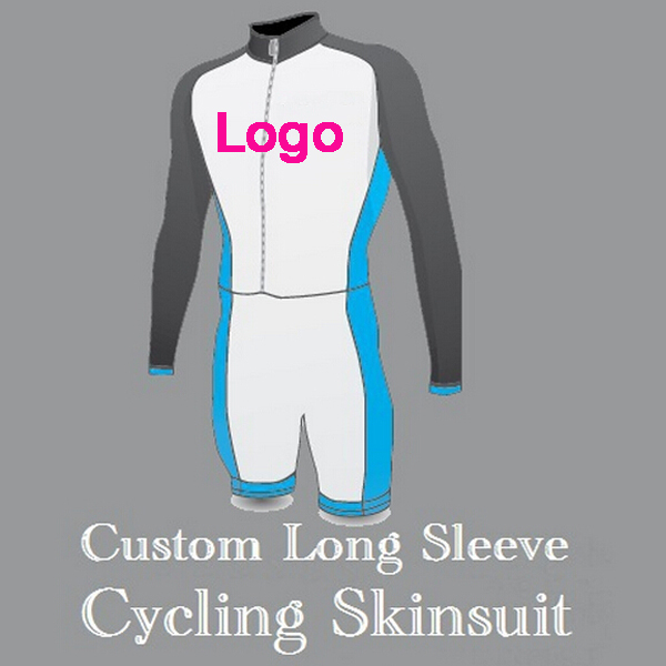 Custom 2016 Long Sleeve Cycling Skinsuit / Long Cycling Clothing Design Ropa Ciclismo Mountain Bicycle Wear S-6XL Free Shipping<br><br>Aliexpress